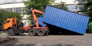 Вывоз мусора 27 кубов